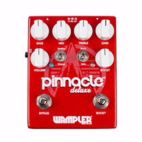 Wampler Pedals - Pinnacle Deluxe Distortion