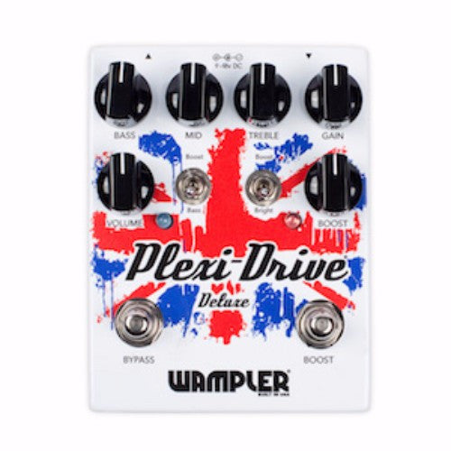 Wampler Pedals - Plexi Drive Deluxe