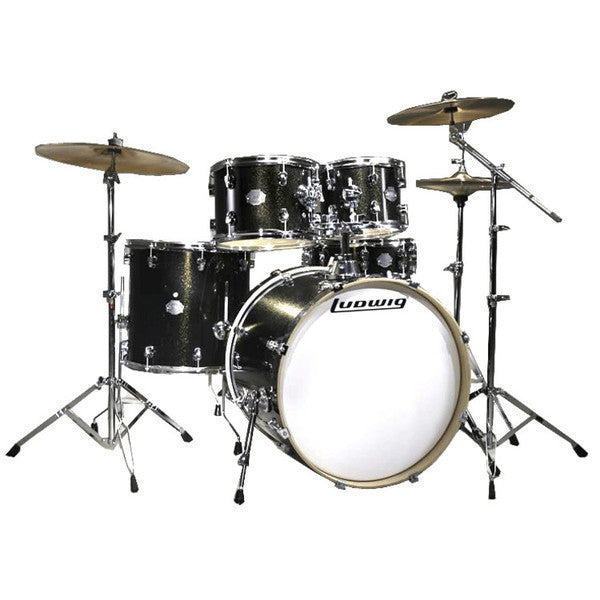Ludwig Drums - Element Complete Drum Kit - Quest Music Store
