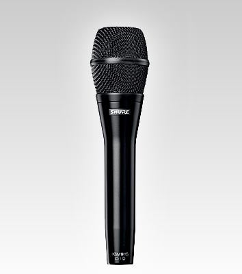 Shure KSM9HS Handheld Vocal Microphone - Quest Music Store