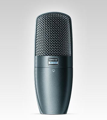 Shure Beta27 Instrument Microphone - Quest Music Store