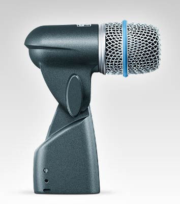 Shure Beta56A Instrument Microphone - Quest Music Store