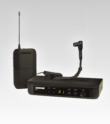 Shure BLX14/B98 Instrument Wireless System - Quest Music Store