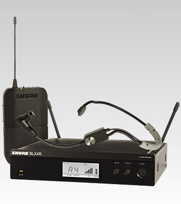 Shure BLX14R/SM35 Headworn Wireless System - Quest Music Store