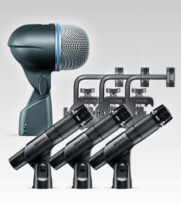 Shure DMK57-52 Drum Microphone Kit - Quest Music Store