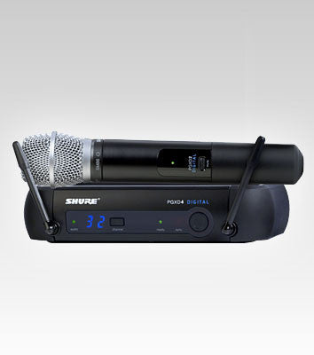 Shure PGXD24/SM86 Handheld Microphone