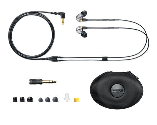Shure SE425 Isolating Earphones with Dual Drivers