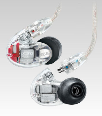 Shure SE846 Isolating Earphones with Quad Drivers