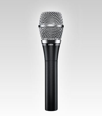 Shure SM86 Vocal Microphone - Quest Music Store