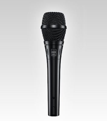 Shure SM87A Vocal Microphone
