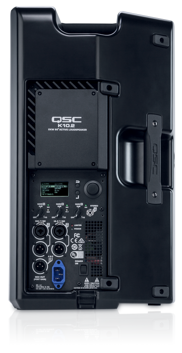 QSC K10.2 2000W Powered Speaker