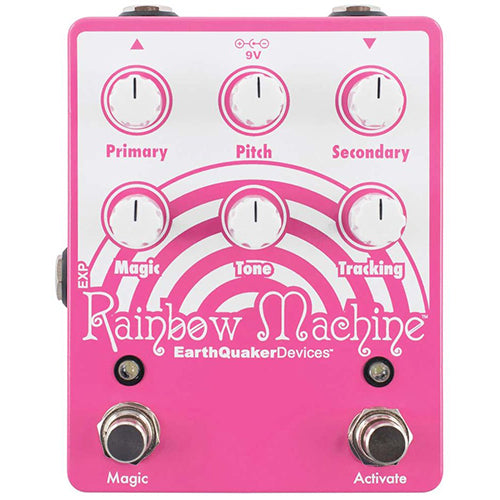 EarthQuaker Rainbow Machine Polyphonic Pitch Shifting Modulator V2 - Quest Music Store