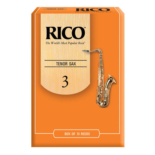 Rico Tenor Saxophone Reeds - Quest Music Store