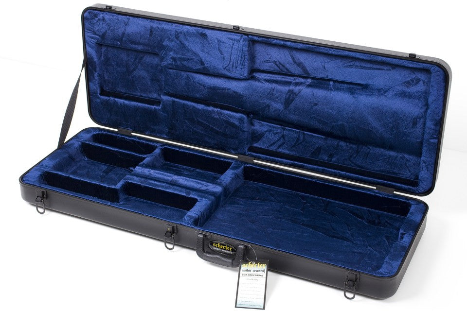 Schecter Universal Hardshell Guitar Case - Quest Music Store