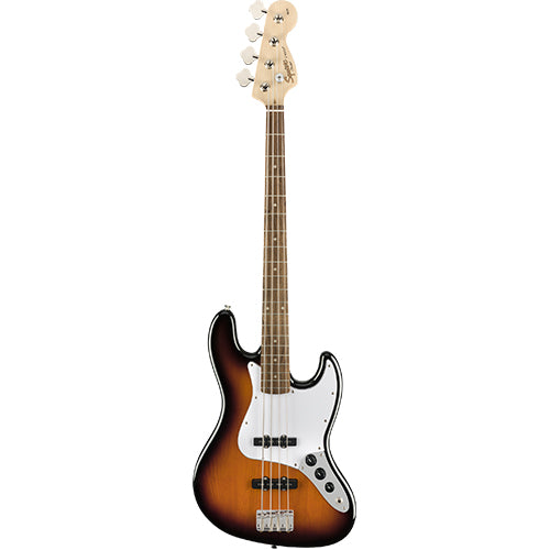 Squier Affinity Series Jazz Bass, Laurel Fingerboard, Brown Sunburst