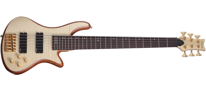 Schecter Stiletto Custom-6 Bass