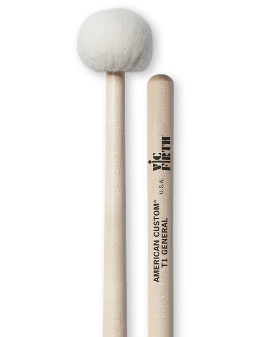 Vic Firth T1 General Timpani Mallet - Quest Music Store