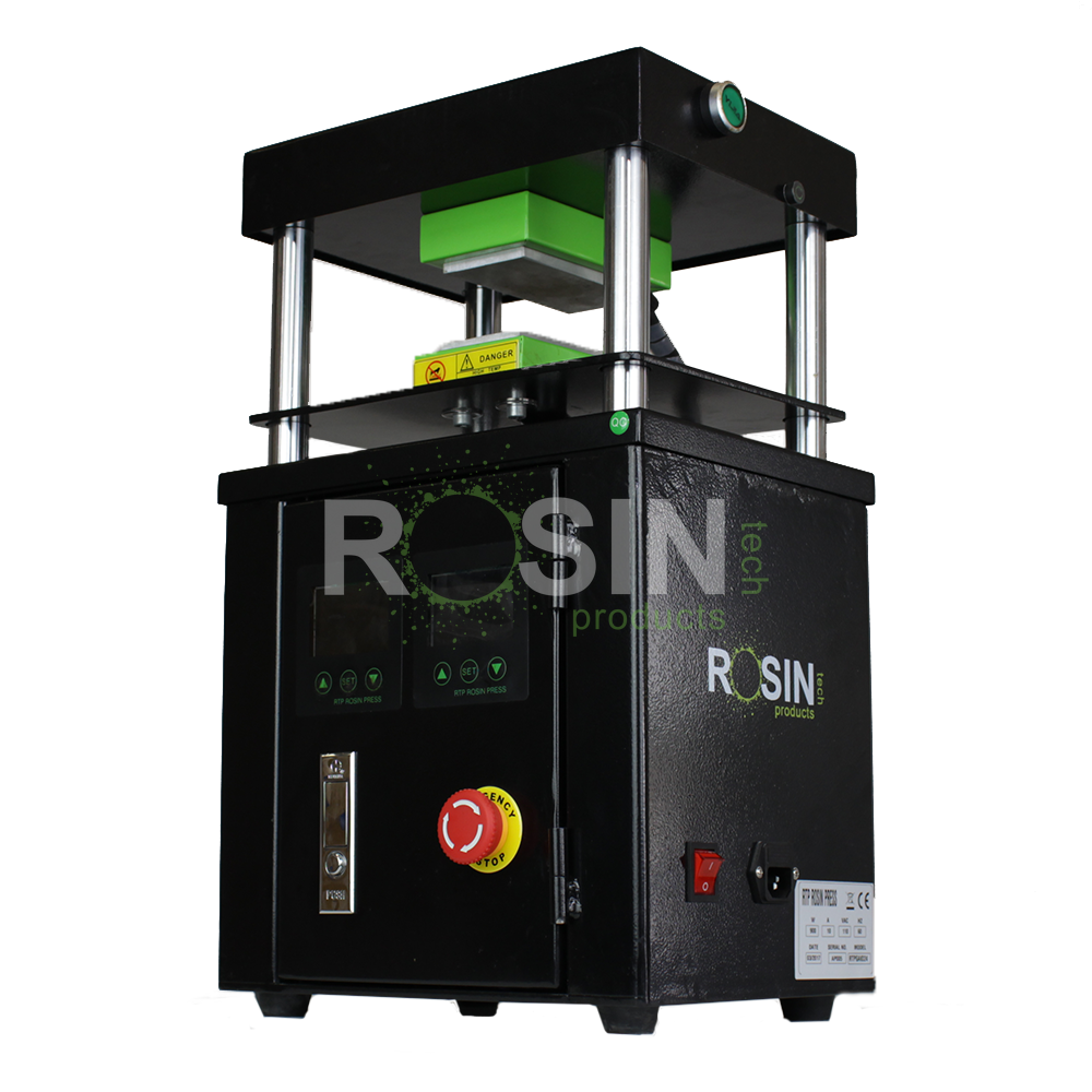 RTP PROFESSIONAL Series All In One Heat Press Rosin Press Prensa de Rosin