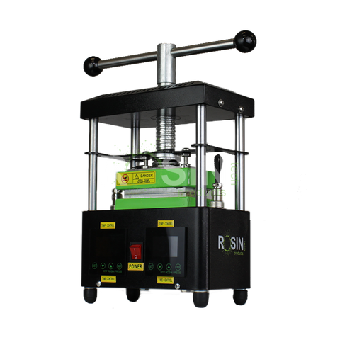 Rosin Tech Twist Rosin Press Heat Press