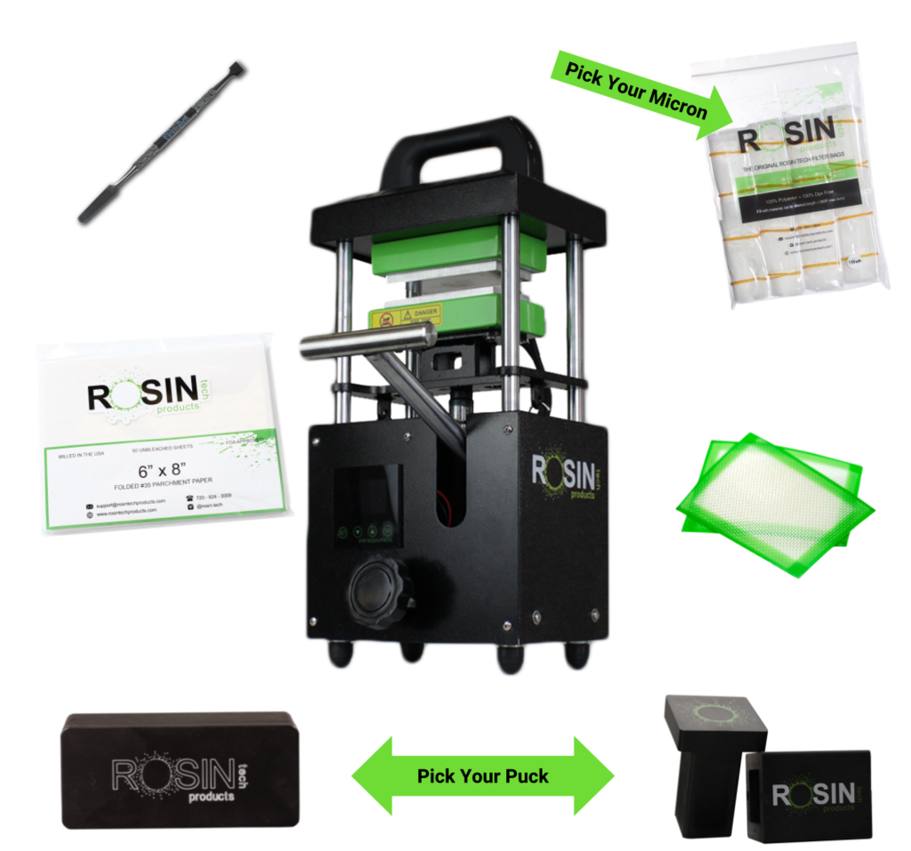 Rosin Tech Mobile Pro Kit