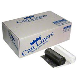 Can Liner | Small 24 x 33 Black 6M (1000ca)