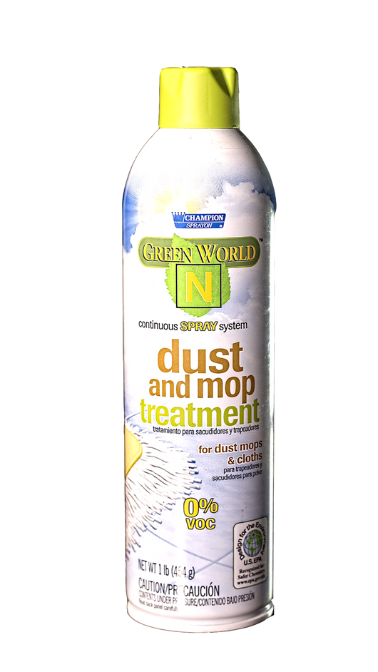 Dust & Mop Treatment | Green World