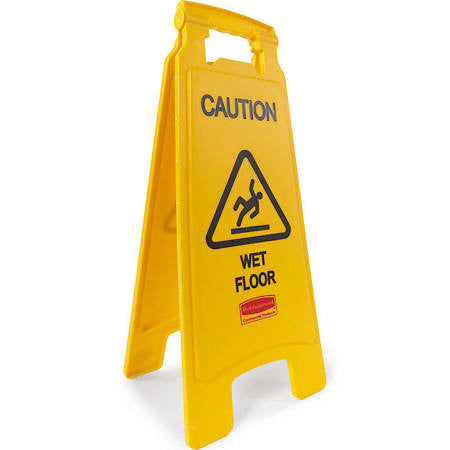 Wet Floor Caution Signs