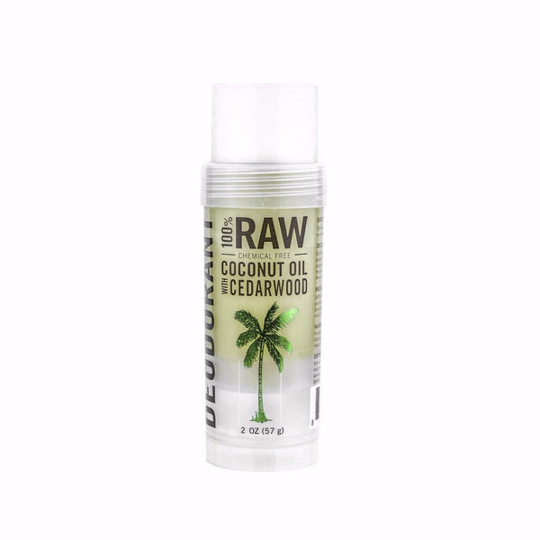 Raw Deodorant - Cedarwood