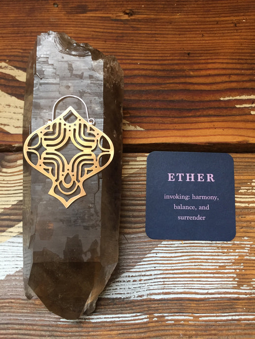 ETHER Element Earrings
