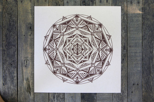EARTH Element Print - Finding your Foundation