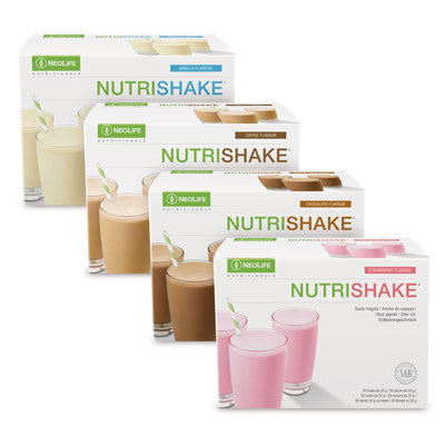 Q&A about Formula 1 Nutritional Shakes