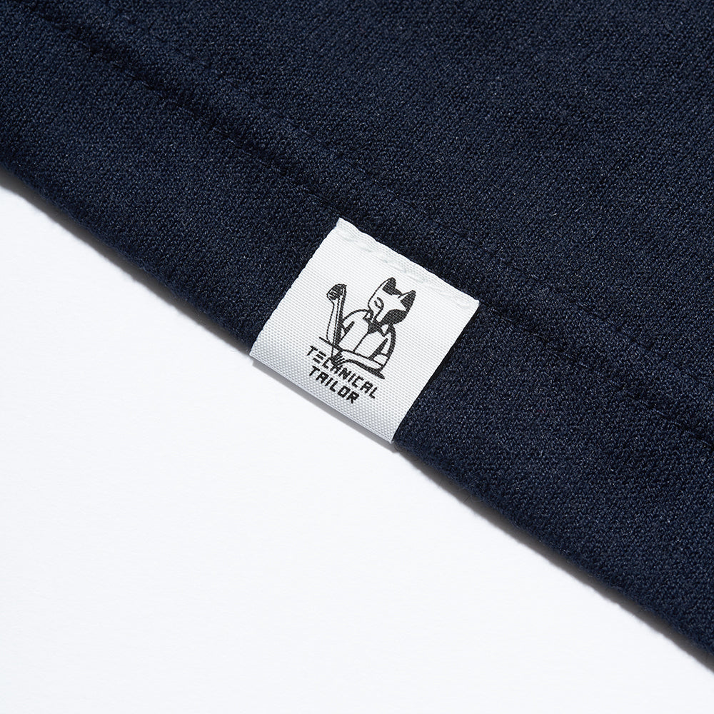 CREW NECK SHORT SLEEVES