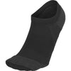 ARCH SUPPORT ANKLE SOCKS BLACK