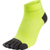 5 FINGER ARCH SUPPORT SHORT SOCKS FLASH YELLOW