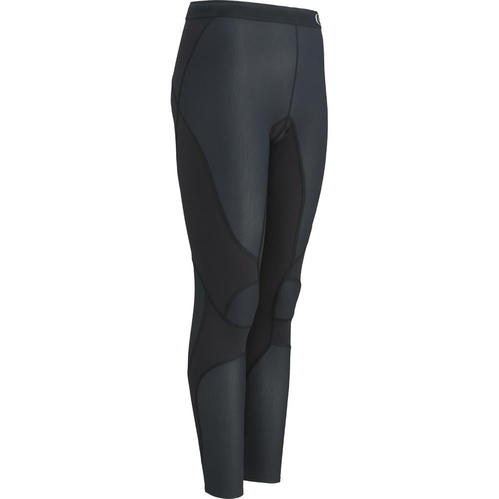WOMEN'S IMPACT AIR LONG TIGHTS BLACK