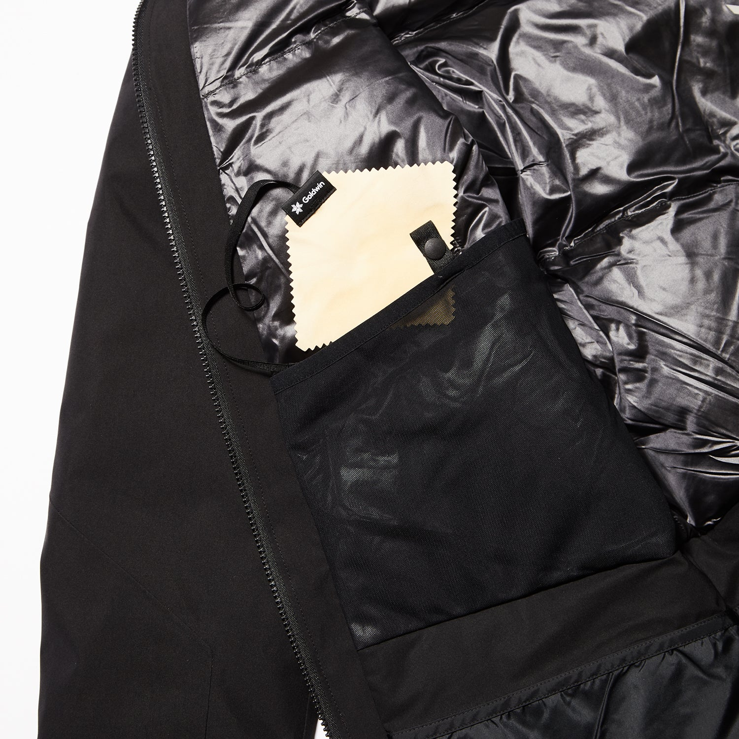 OURANOS JACKET