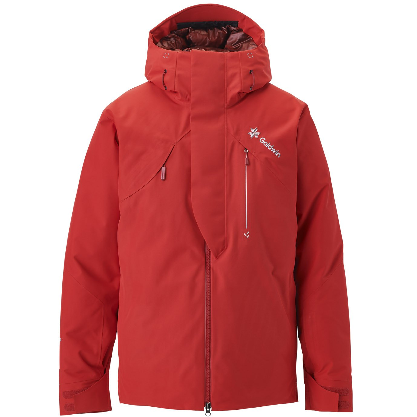 OURANOS JACKET FIRE RED