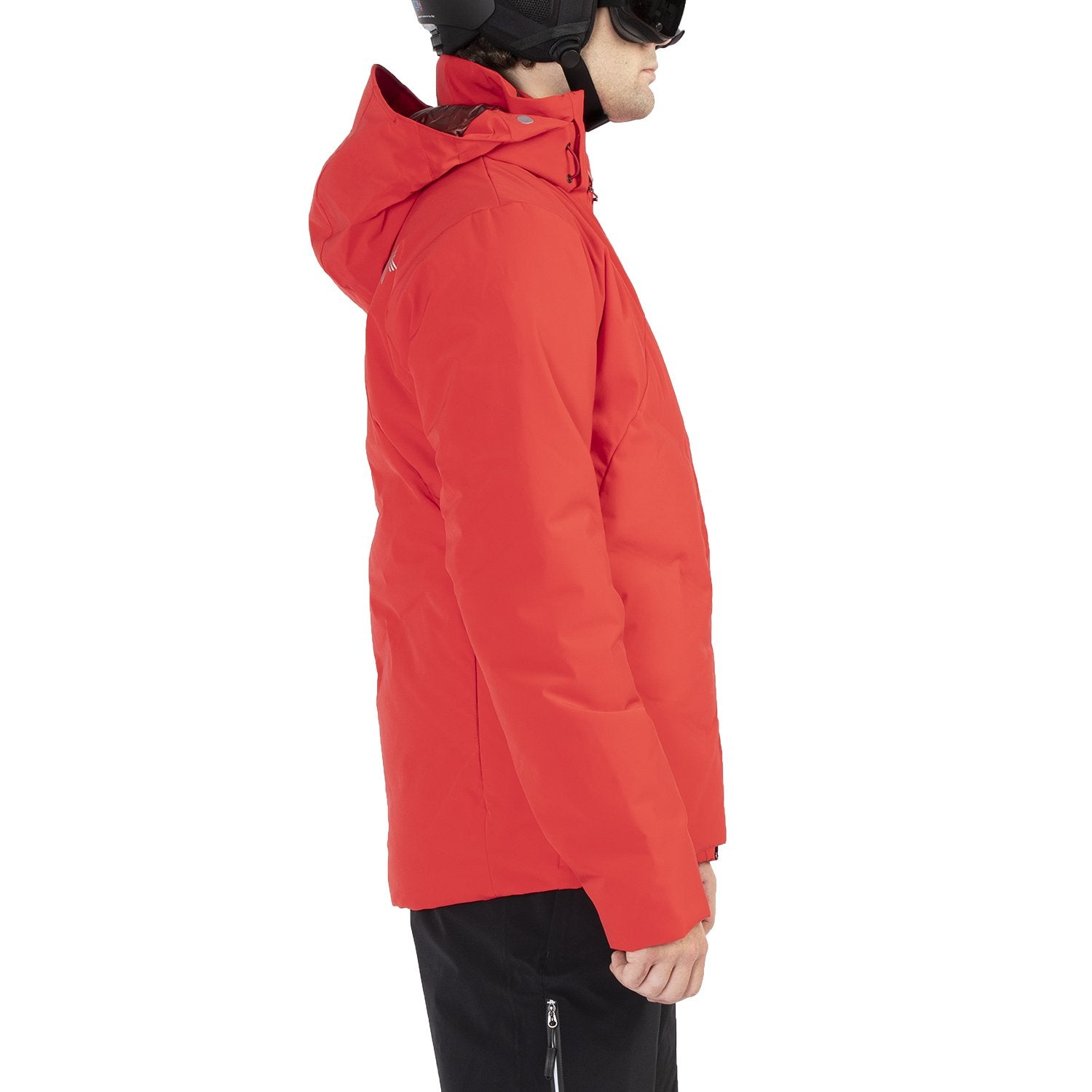 LUCUS HYBRID DOWN JACKET BLACK