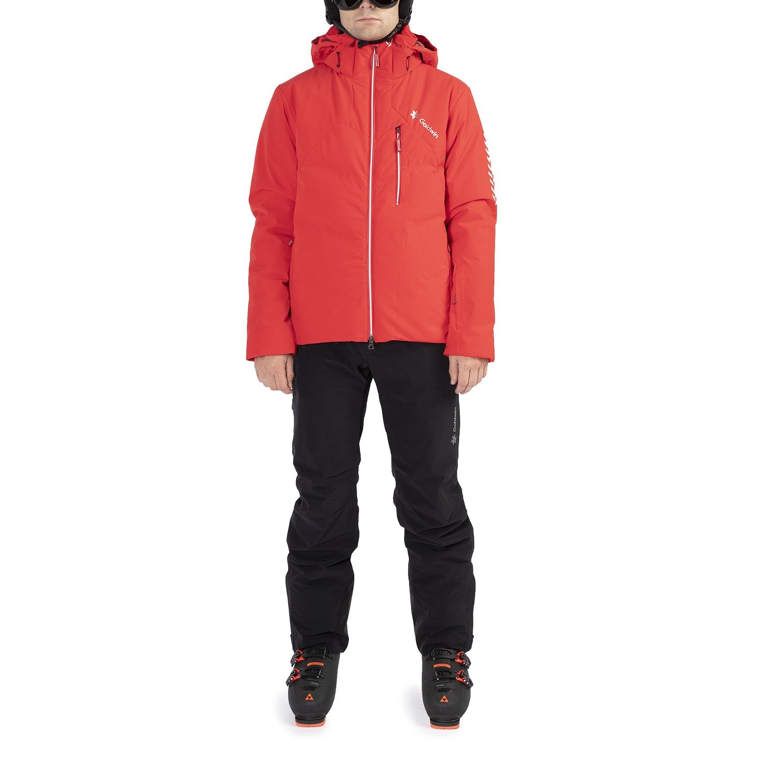 LUCUS HYBRID DOWN JACKET
