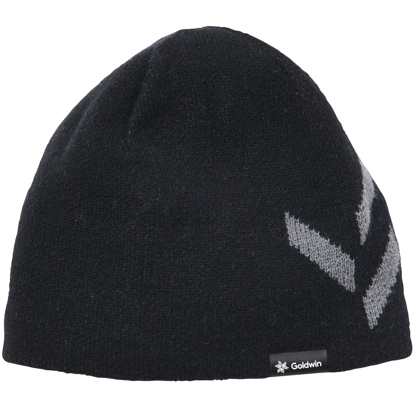 ARROWS BEANIE BLACK