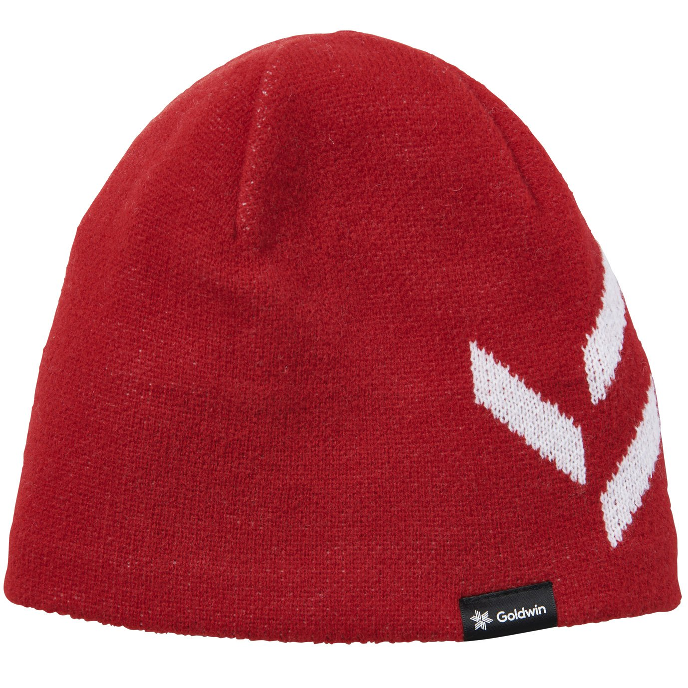 ARROWS BEANIE FIRE RED