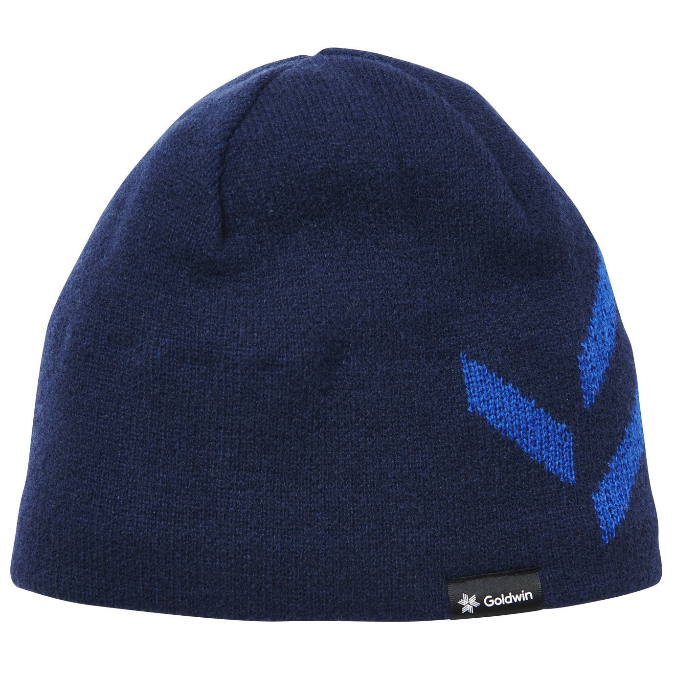 ARROWS BEANIE NAVY