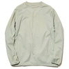 WOVEN STRETCH  PULLOVER MIRAGE GRAY
