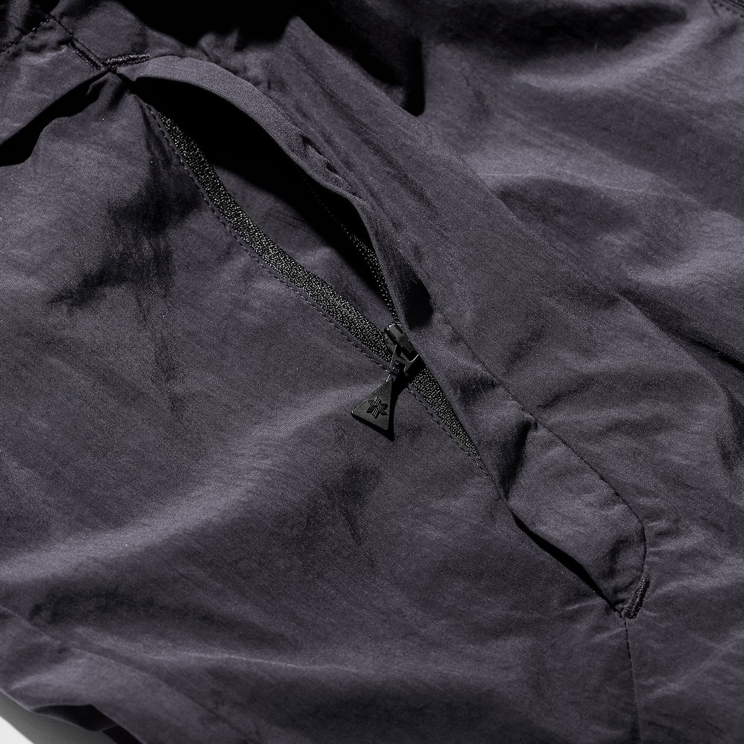 SPUR WIND BREAKER BLACK