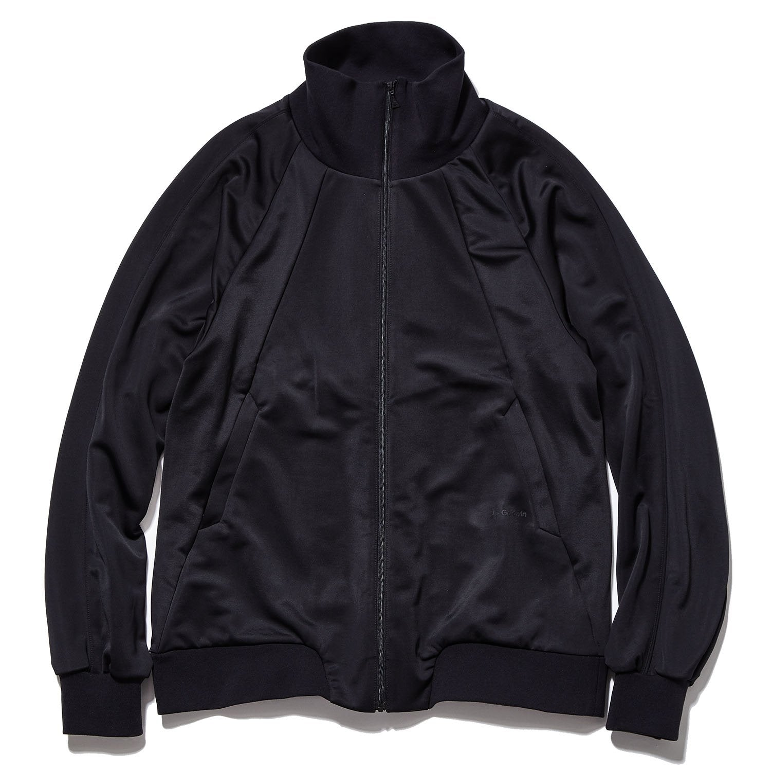 SPUR TRACK JACKET BLACK