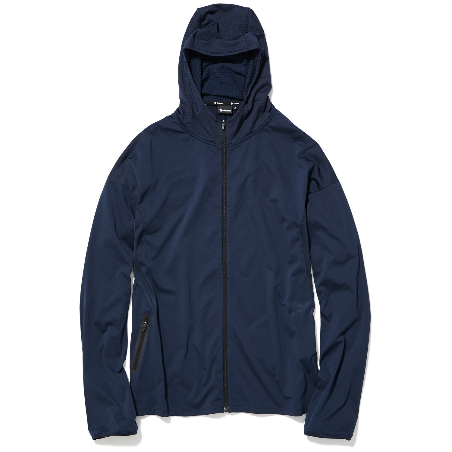 FLEECE VENTILATION HOODIE JACKET