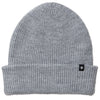 DRY WOOL KNIT CAP - HEATHER GRAY
