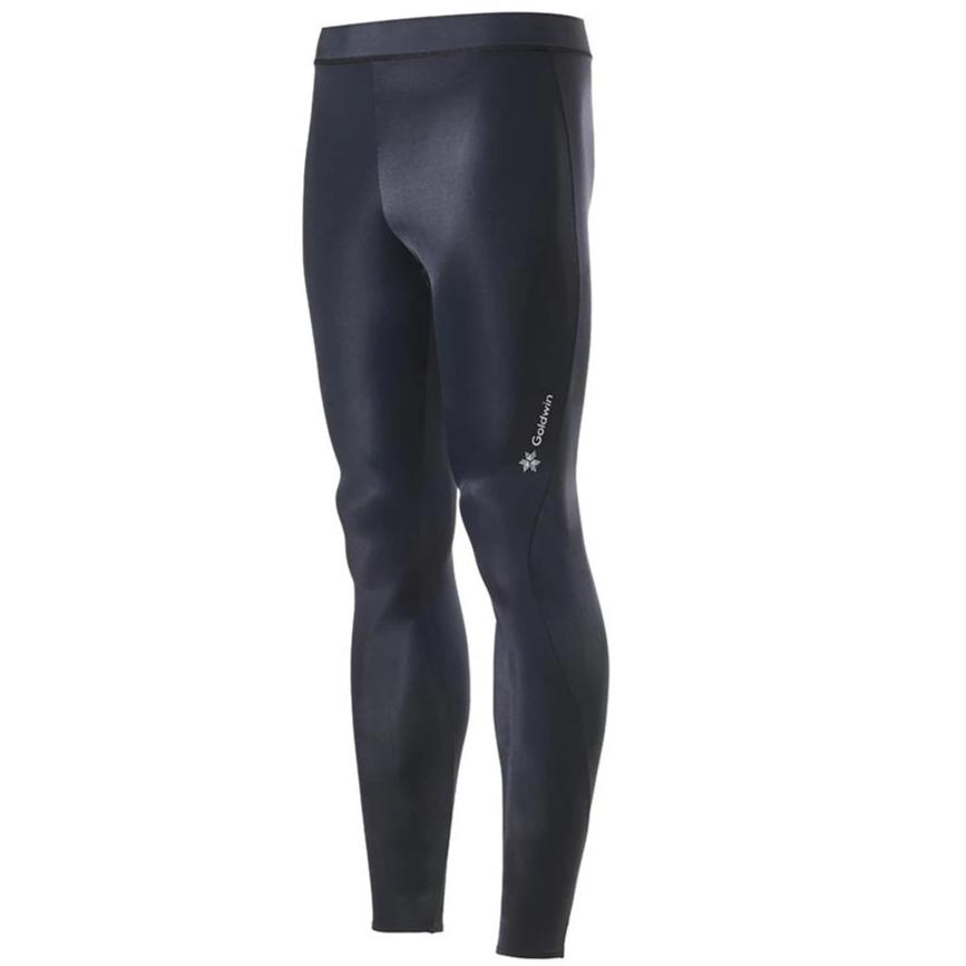 MEN'S INSPIRATION LONG TIGHTS BLACK