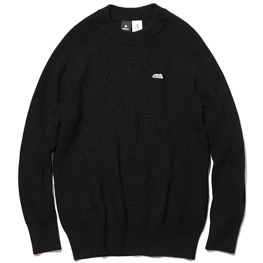 CREW NECK KNIT 7GG