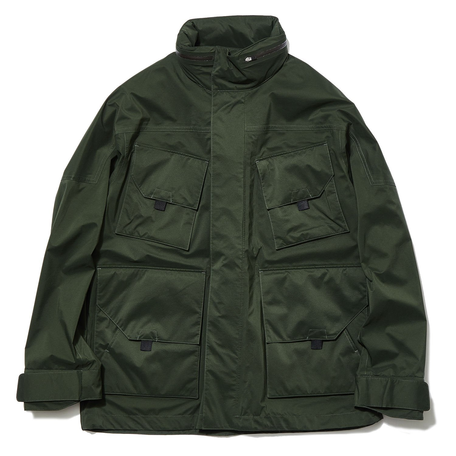 TRAVELER BLOUSON CYPRESS GREEN